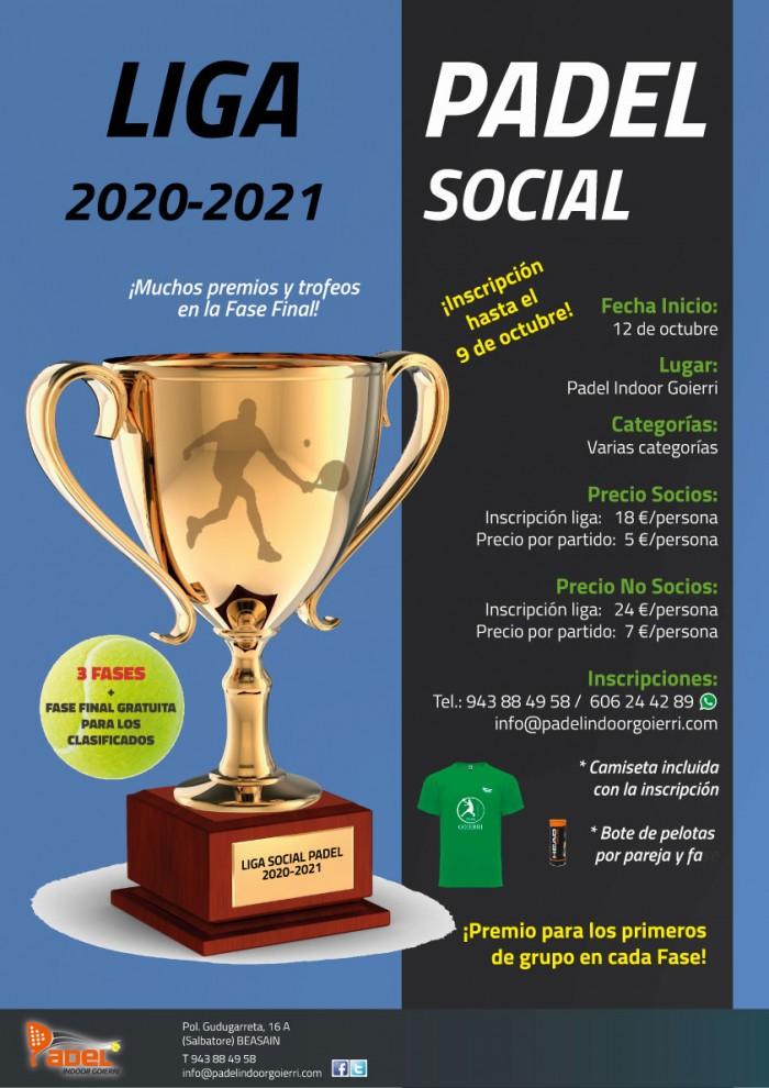 Liga Social 2020-20201