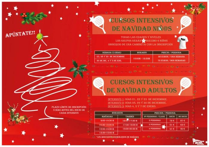 Campus Niñ@s / Intensivos Adultos Navidad 2020